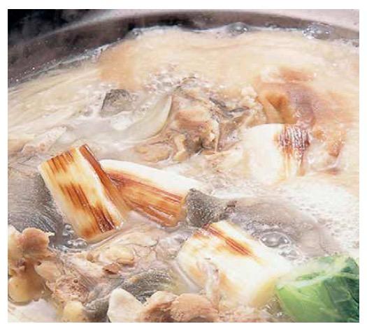 季節の鍋、しゃぶしゃぶ